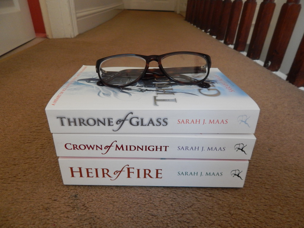 Throne of glass this northern gal