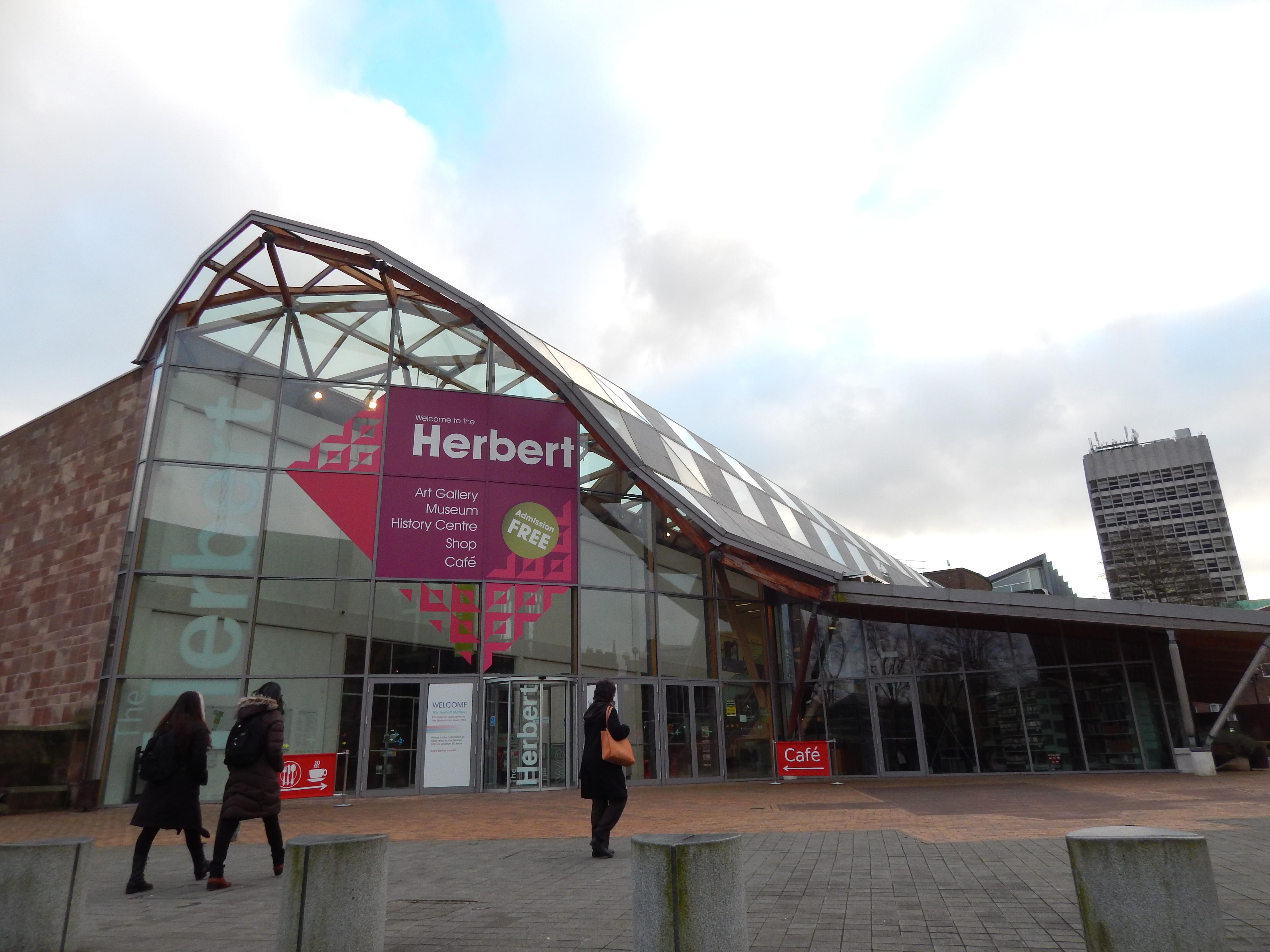 herbert art gallery and musem coventry
