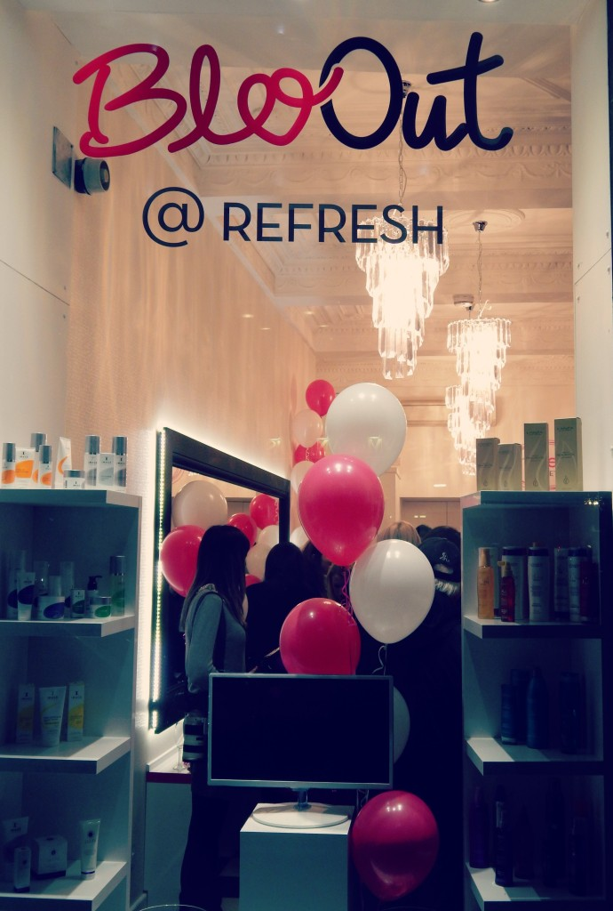 Blo Out & Refresh Dundee