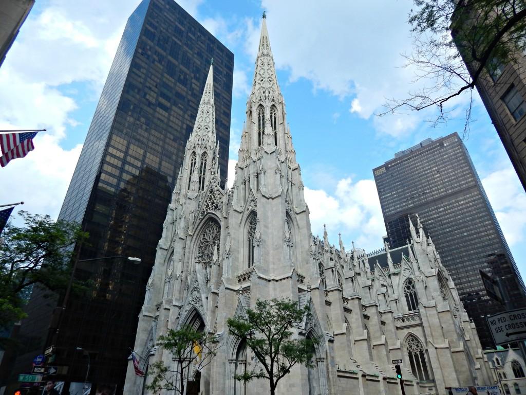 New york church