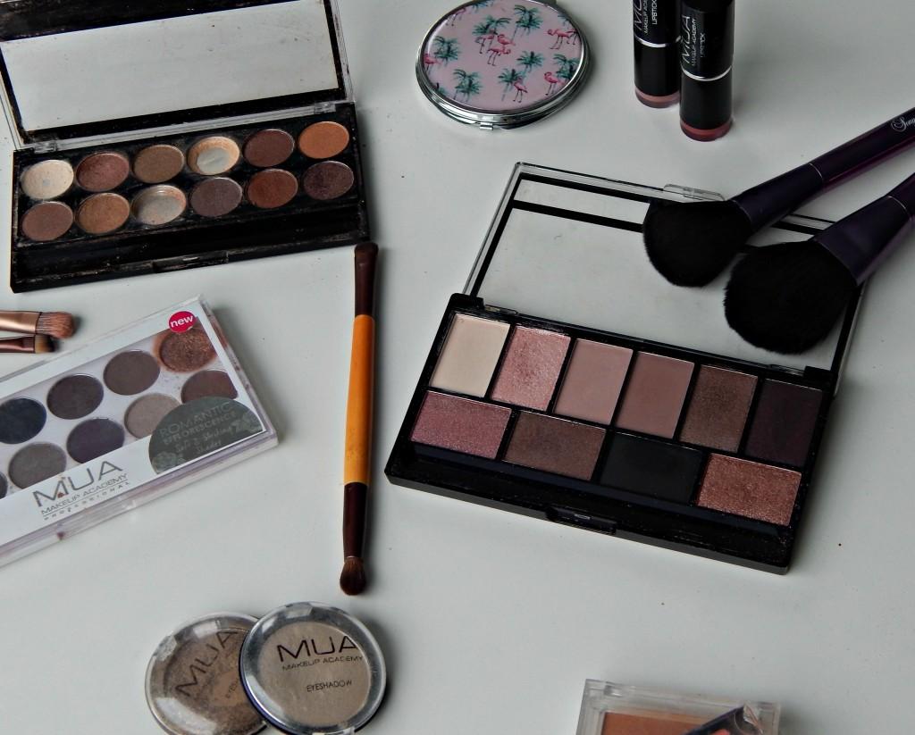 MUA makeup