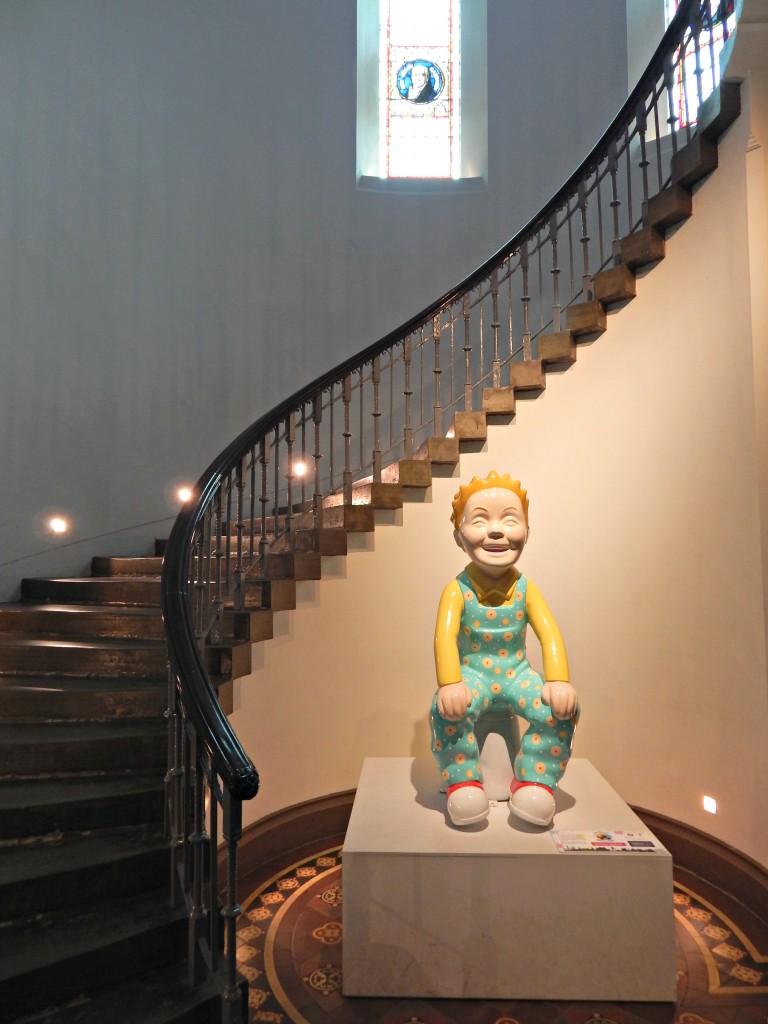 McManus Statue
