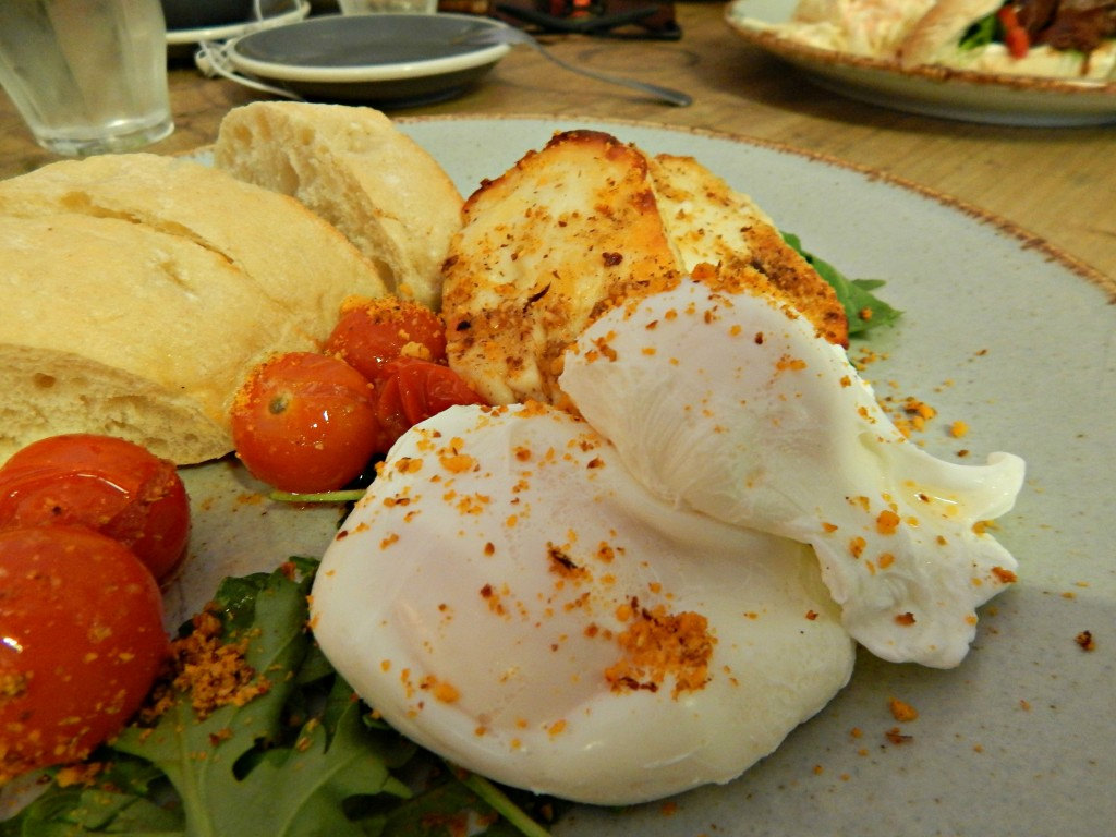 Eggs and Halloumi - Copy