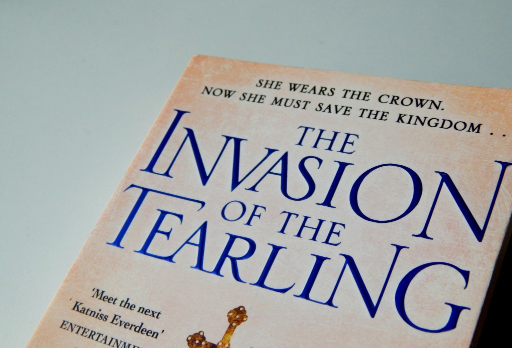 Invasion of the tearling title