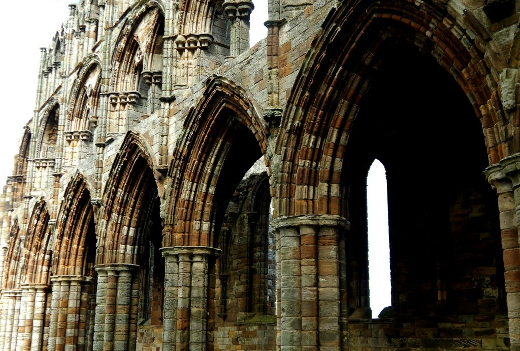 Row of arches