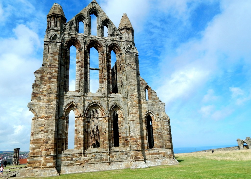Whitby Abbey and Coast