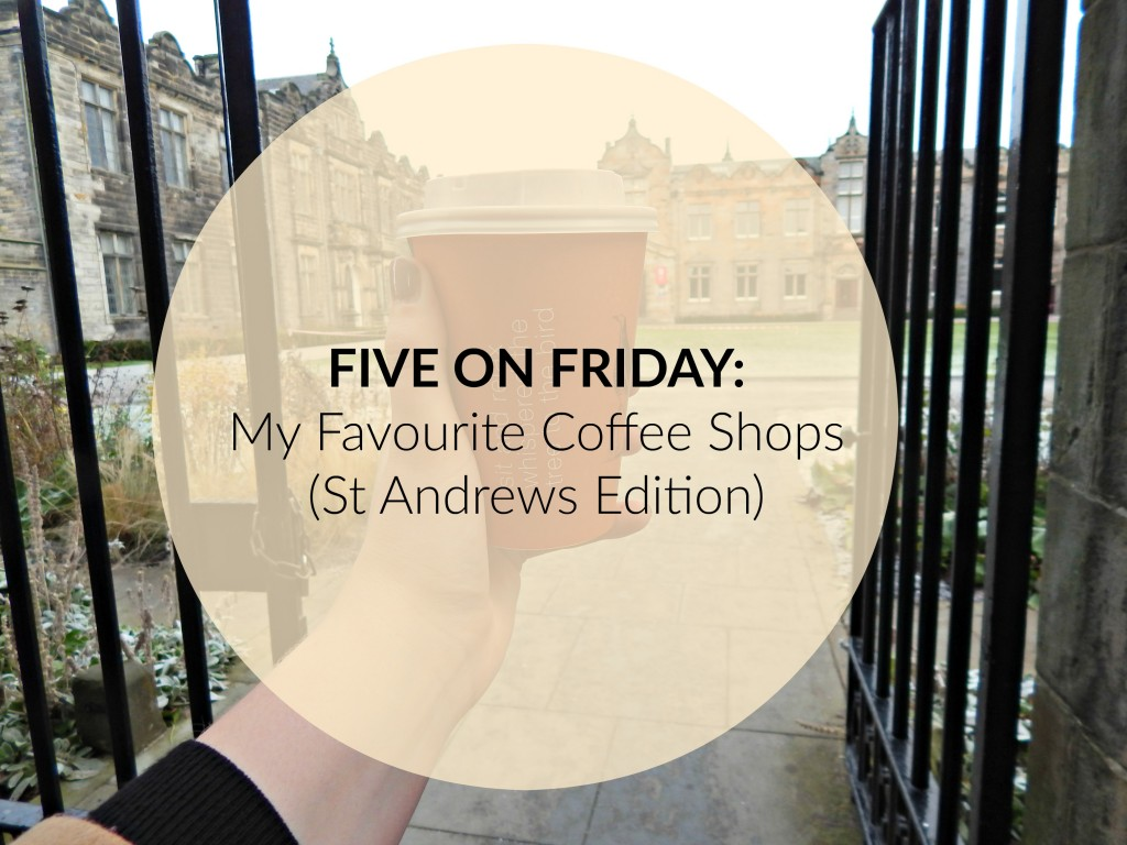 My Favourite Coffee Shops
