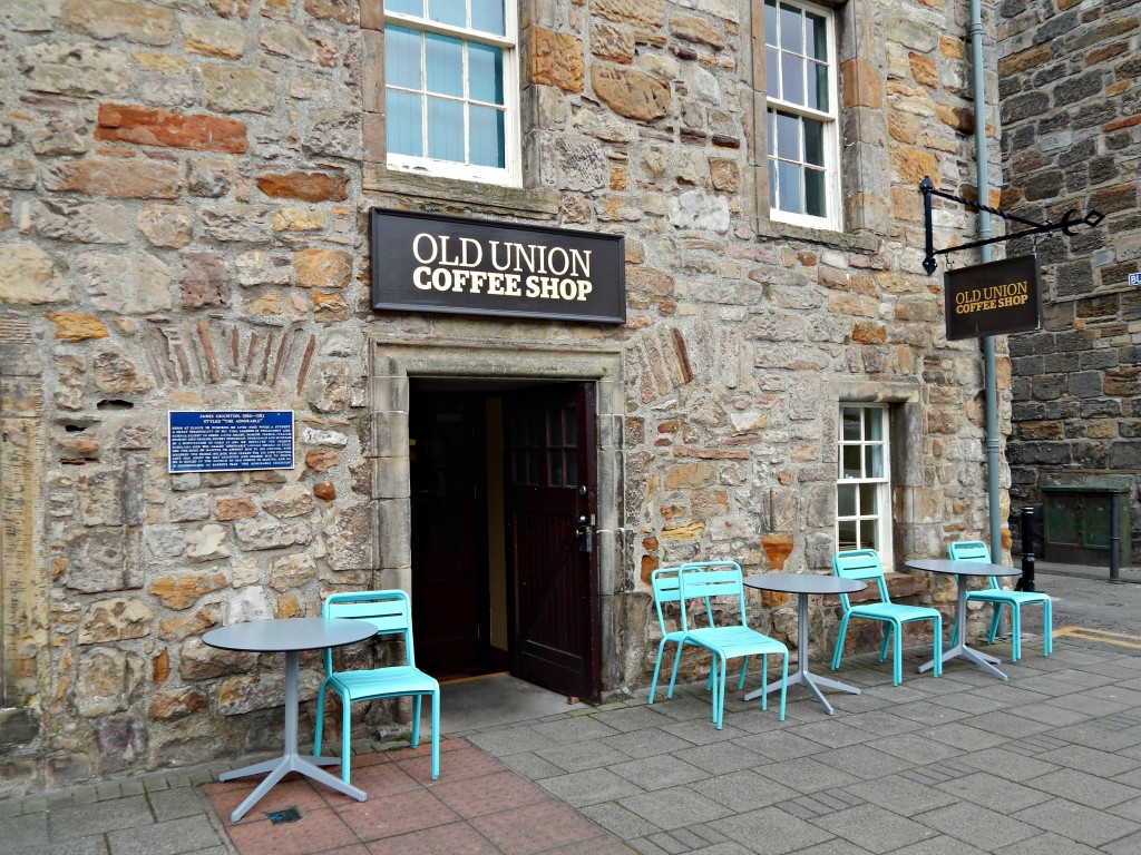 Old Union Coffee Shop St Andrews