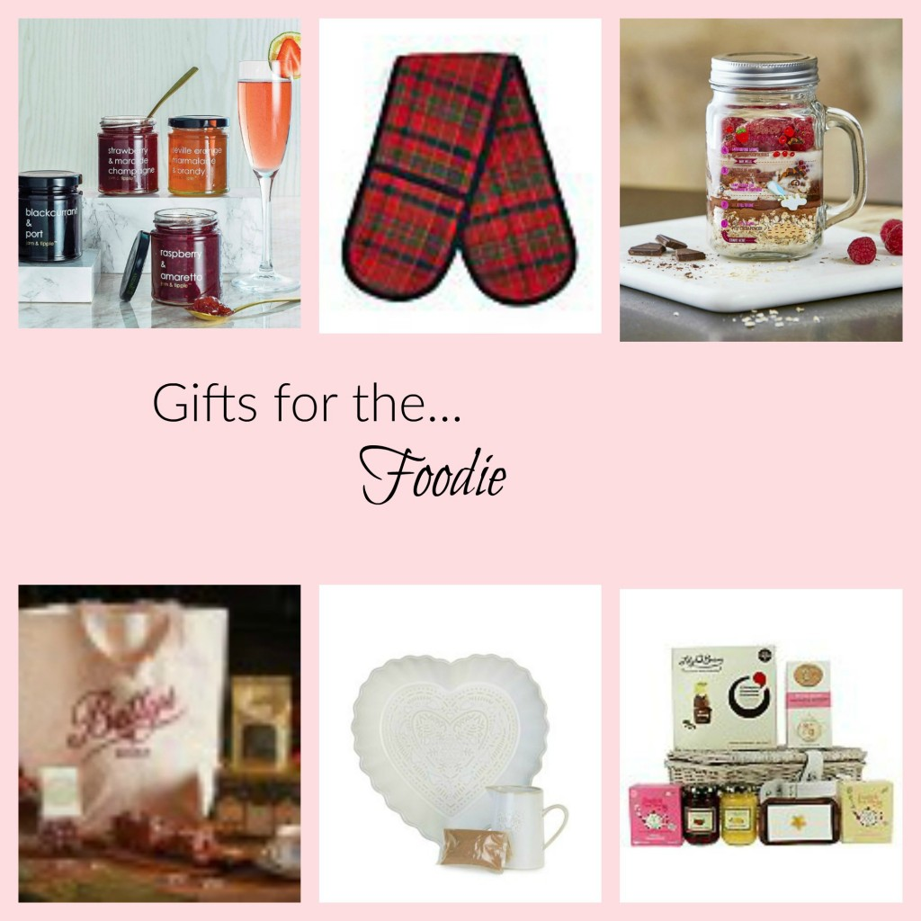Gifts for the Foodie