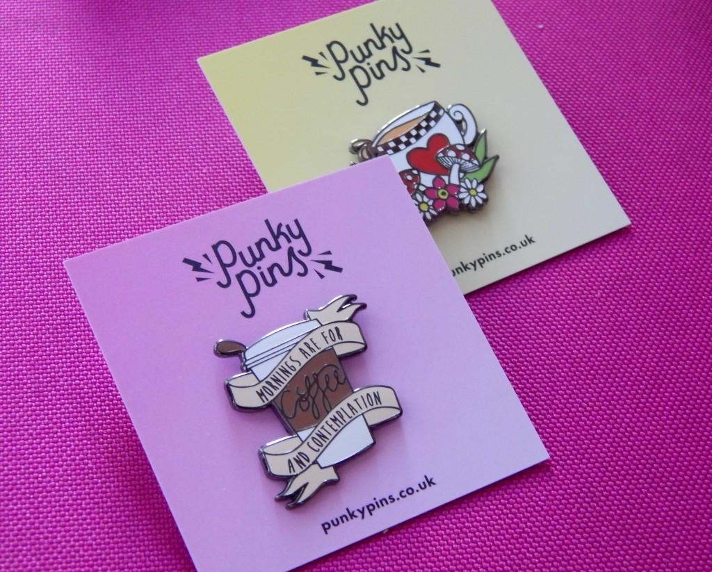 Punky pins pins