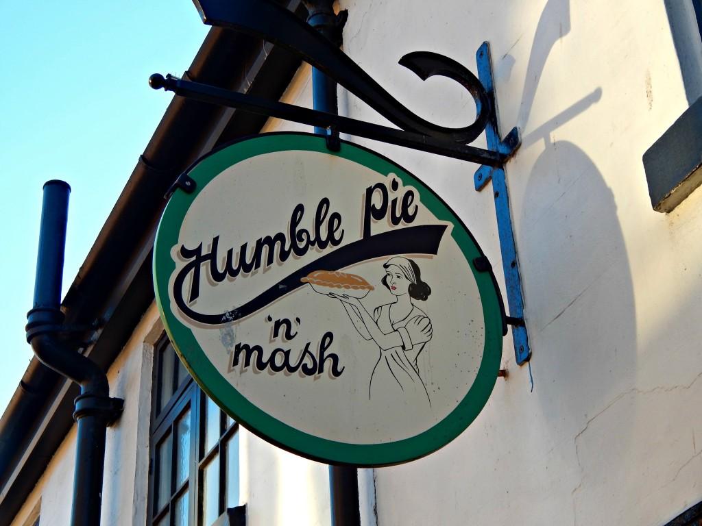 Humble pie n mash
