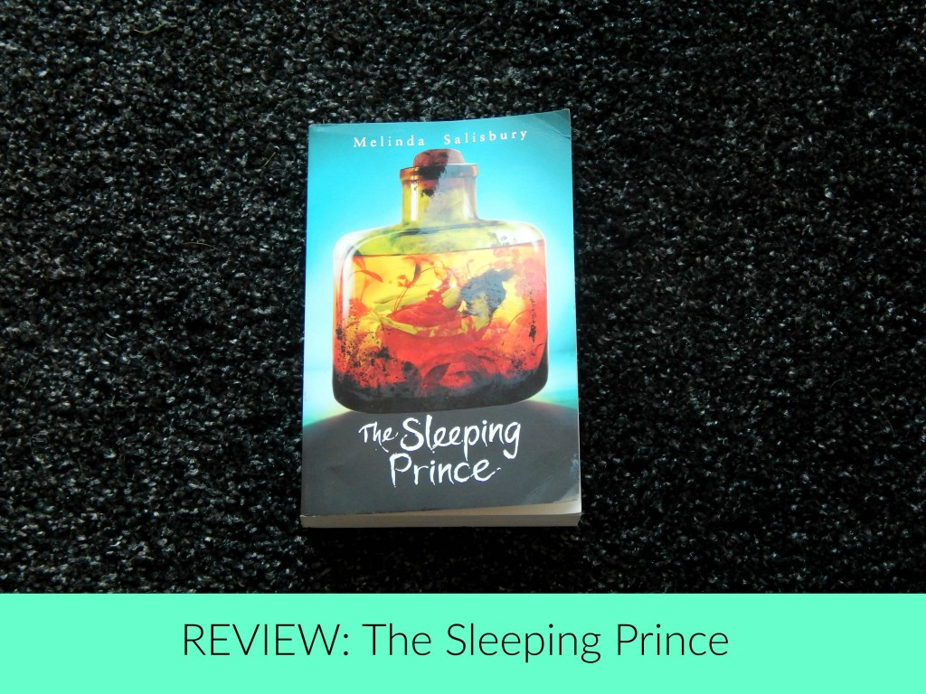 Review THe Sleeping Prince