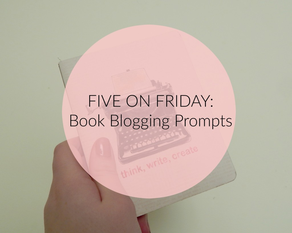 book blogging prompts