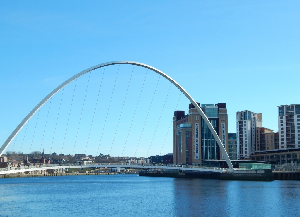 Quayside and Baltic