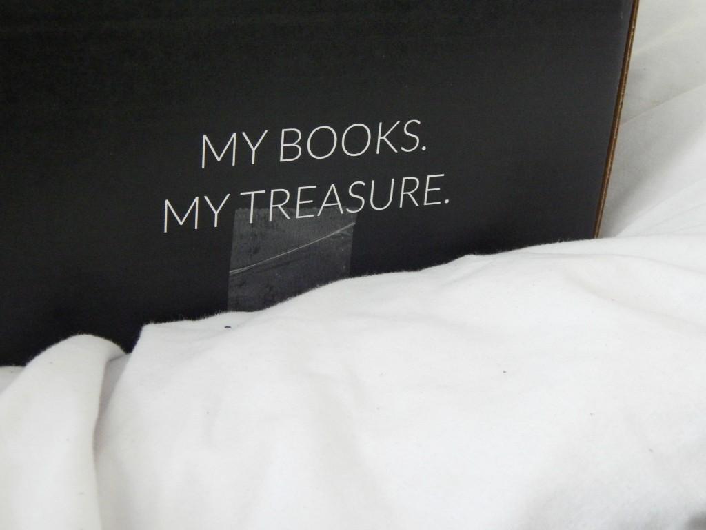 my books my treasure