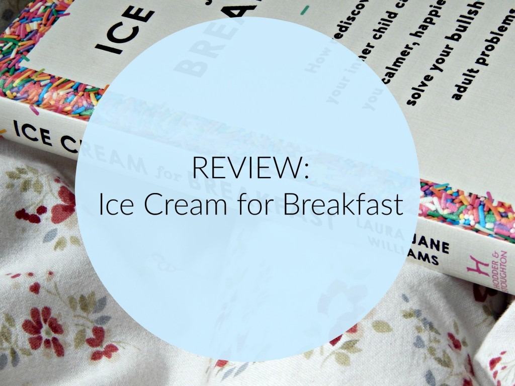 review ice cream for breakfast