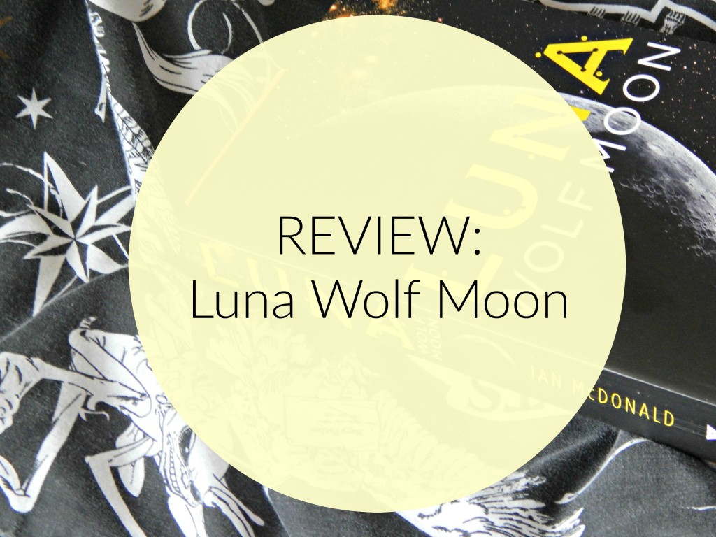 review luna wolf moon